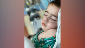'How did this happen?': Doctor shares 4-year-old son's harrowing battle with COVID-19