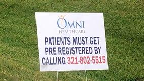 OMNI Healthcare COVID-19 testing center opens in Melbourne