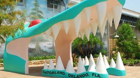Gatorland reopens Saturday with safety restrictions