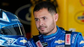 Kyle Larson wins first race since being suspended by NASCAR for using a racial slur