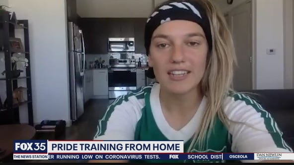 Orlando Pride has special training regimens during hiatus
