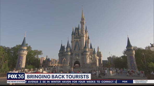 Bringing back tourists to Orlando after coronavirus pandemic