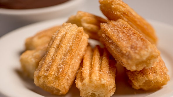 Disney Parks shares churro recipe, encourages fans to recreate snack at home amid coronavirus outbreak