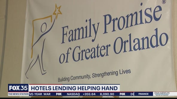 Hotels lending helping hand for homeless during COVID-19 outbreak