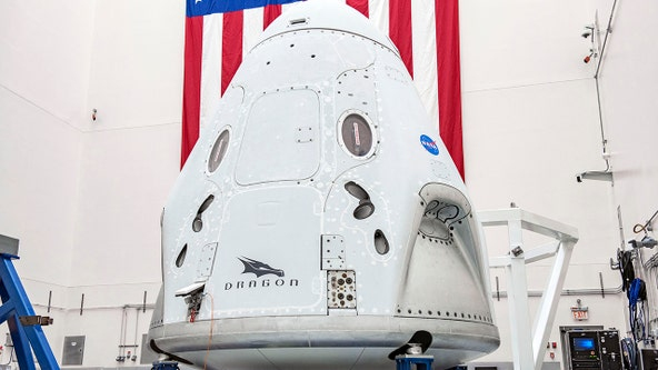 NASA, SpaceX now target Halloween launch for manned mission to ISS