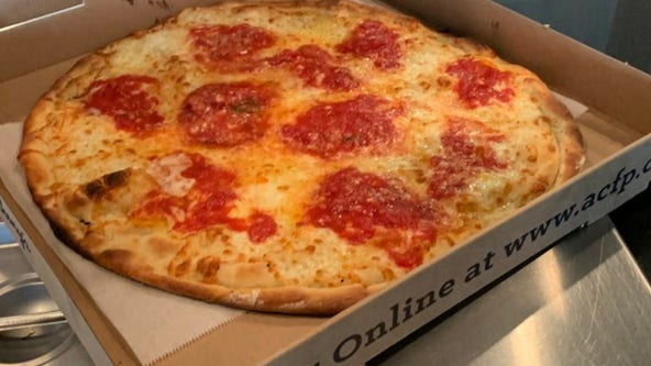 Anthony's Coal Fire Pizza, CKO Kickboxing team up to feed hospital worker