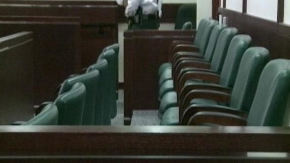 Florida chief justice suspends jury trials through May