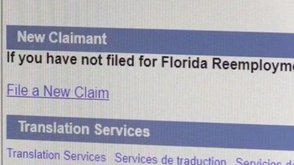 Some still experience issues after Florida unemployment website undergoes maintenance overnight