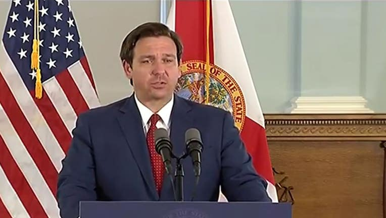 Florida governor: Look at risk factors as the state ... |Florida State Governor