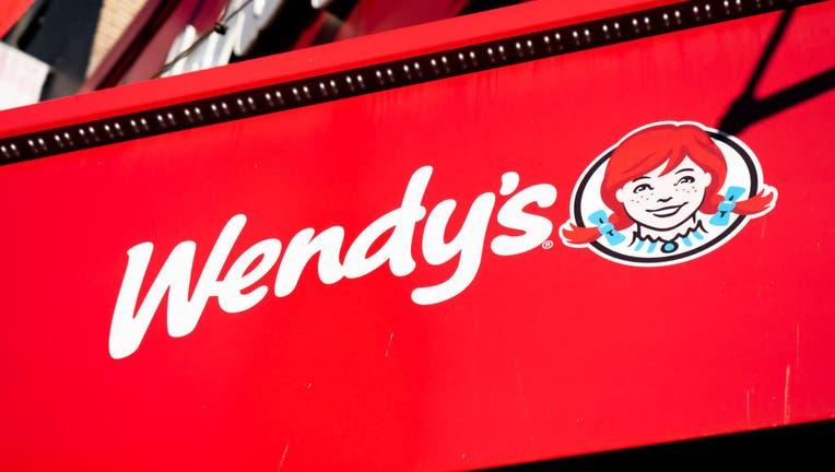 American international fast food restaurant chain Wendy's