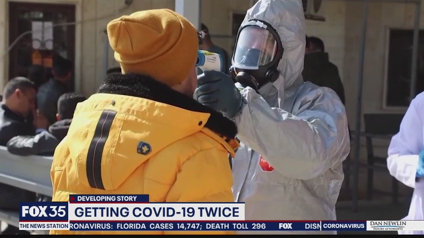 Can you be re-infected with COVID-19?
