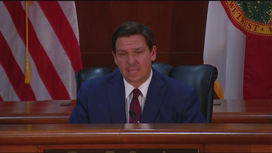 Pressure builds onto Governor DeSantis to make Florida's jobless claims retroactive
