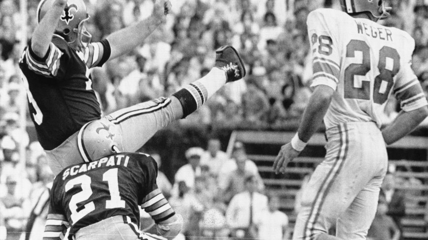 Tom Dempsey, legendary NFL kicker, dead after coronavirus bout at age 73