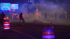 Police deploy tear gas at demonstrators on I-4 in Downtown Orlando