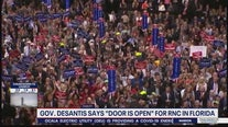 DeSantis says relocate RNC to Florida
