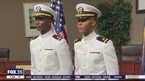 FOX 35 Classroom: Naval Academy graduates honored by Orange County mayor