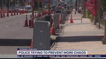 Daytona Beach police trying to prevent crowd chaos