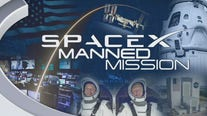 SpaceX manned mission expected to launch on Wednesday afternoon