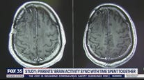 Study: Parents' brain activity sync with time spent together