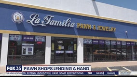 Pawnshops seeing increase in small businesses looking for loans to pay employees