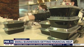 Small businesses get financial help in Seminole County