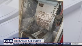 Cleaning air ducts can improve air quality, experts say