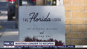 New Smyrna Beach retail store choosing to stay closed over safety concerns