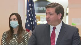 Governor DeSantis says Florida would love to host the RNC if President Trump pulls it out of North Carolina