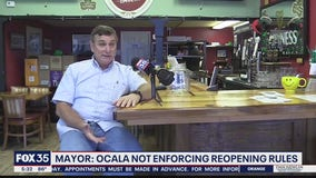 Ocala businesses reopening cautiously