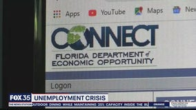 New issue encountered with Florida unemployment website