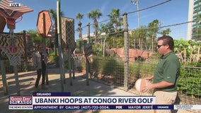 David Does It: Congo River Golf