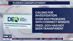 Fox 35 News at 5:00 p.m.