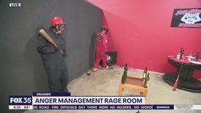 David Does It: Anger management rage room