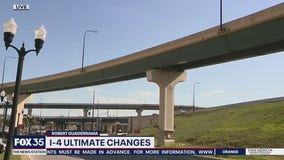 Work ramps up on Interstate 4 in Downtown Orlando