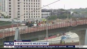 I-4 Ultimate meets major milestone