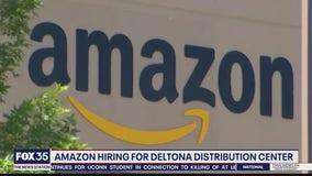 Amazon begins hiring for Deltona fulfillment center