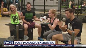 Post-pandemic exercise