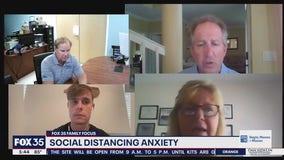 Social distancing creating anxiety