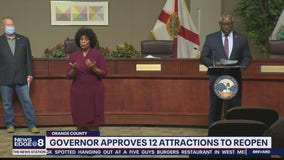 Orange County's smaller attractions get approval to reopen