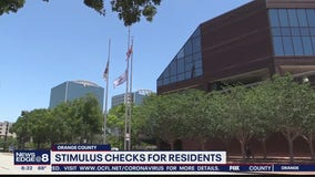 Orange County to soon hand out stimulus checks of its own