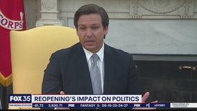 Reopening's impact on politics