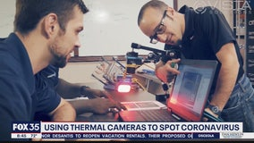 Search for Solutions: Using thermal cameras to spot coronavirus