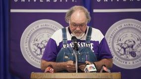 'I've waited half a century': Kansas farmer who mailed spare mask to NY awarded bachelor's degree
