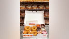 Dunkin' is selling decorate-your-own doughnut kits