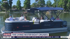 The Living Water Boat Cruises in Winter Haven