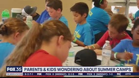 Parents, kids wonder about summer camps amid COVID-19