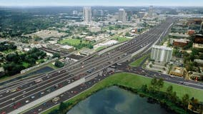 Colonial Drive under I-4 closed over weekend