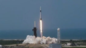 History made! SpaceX successfully launches first manned mission from U.S soil in nearly 10 years
