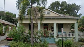 Florida man describes surviving lockdown in supposedly haunted house