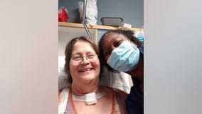 Woman survives coronavirus complications, thanks to Parrish Medical Center team in Titusville